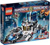 LEGO Space Police Centrale - 5985