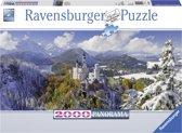 Ravensburger Panoramapuzzel Slot Neuschwanstein