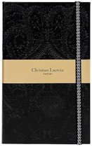 A5 Slim Hardbound Journal Paseo Black