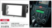 2-DIN frame AUTORADIO  LAND ROVER Freelander, Discovery 2007-2011; Range Rover 2005-2009)