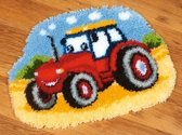 knoopkleed 37.082 tractor (kant-en-klaar afgewerkt)