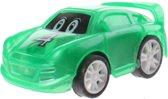 Jonotoys Mini Raceauto Groen 5 Cm