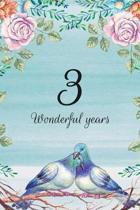 3 Wonderful Years