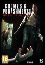 Sherlock Holmes - Crimes & Punishment - Windows
