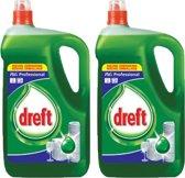 Dreft afwasmiddel - 2 x 5 liter