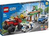 LEGO City Politiemonstertruck Overval - 60245
