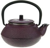 Cosy&Trendy Kobe Tea for One Theepot - 0.3 l - Gietijzer - Paars