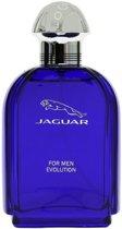 Jaguar Eau De Toilette Evolution 100 ml - Voor Mannen
