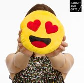 Gadget and Gifts Hartjes Emoticon Knuffel