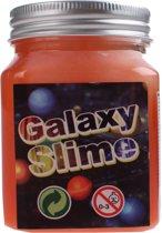 Johntoy Slijmpot Galaxy Oranje 9 Cm