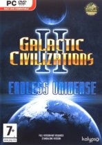 Galactic Civilizations II - Endless Universe - Windows