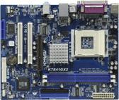 Asrock K7S41GX moederbord Micro ATX