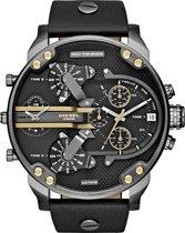Diesel Grijs Mannen Horloge DZ7348