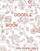 Doodle Book for Young Girls