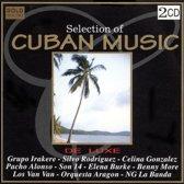 Selection Of Cuban Music