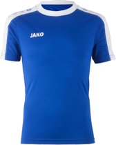 Jako Striker KM - Voetbalshirt - Jongens - Maat 140 - Blauw kobalt