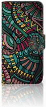 Samsung Galaxy E7 Boekhoesje Design Aztec