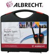 Albrecht Tectalk Sport PMR portofoon kofferset