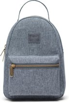 Herschel Supply Co. Nova Light Small Rugzak 14L - Raven Crosshatch