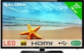 Salora Led2215FH - Led-tv - 22 Inch - Full HD