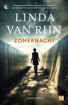 Boek cover Zomernacht van Linda van Rijn