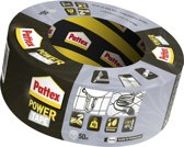 Pattex Power Tape - 50 meter - Grijs