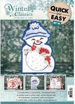 Quick en Easy 011 - Jeanine's Art Winter Classics