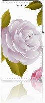 Samsung Galaxy S10e Uniek Boekhoesje Roses