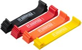 PT Essentials Minibands - Miniband Set - 40 stuks - 4 weerstanden | Mini Bands
