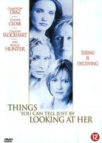 Things You Can Tell Just By Looking At Her (dvd)