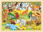 Goki Puzzel: Afrika 48-delig