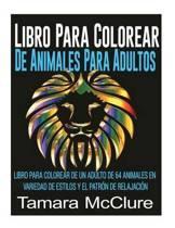 Libro Para Colorear de Animales Para Adultos