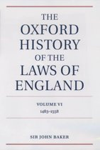 The Oxford History of the Laws of England Volume VI