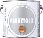 Hermadix Parketolie eXtra - 2,5 liter - Gerookt Eiken