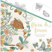 Kaisercraft Kleurboek voor Volwassenen Flora en Fauna