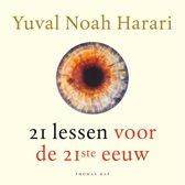 Boek cover 21 lessen voor de 21ste eeuw van Yuval Noah Harari (Onbekend)