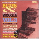 Barrelhouse Blues & Boogie Woogie Vol. 3