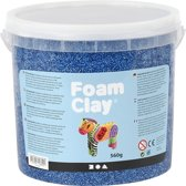 Foam Clay, 560 gr, blauw