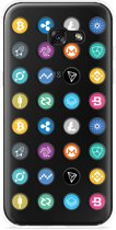 Galaxy A5 (2017) Hoesje Cryptocurrency