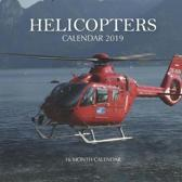 Helicopters Calendar 2019
