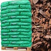 Pallet boomschors Franse Pinus Maritima (25-45mm)
