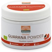 Mattisson Guarana poeder - 125 gram - Maaltijdvervanger