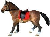 Bullyland - Figuur paard Hannoveraner Hengst - 11 cm hoog