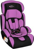Autostoeltje -s Autostoeltje Autostoel 9-36 Kg - in lila/zwart met extra vulling 400571