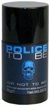 Police To Be - 75 ml - deodorant stick - heren
