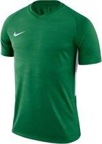 Nike Sportshirt - Maat S  - Unisex - groen/wit
