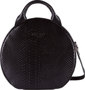 MYOMY MY Boxy Bag Cookie Dames Handtas - Anaconda bBack