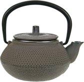 Cosy&Trendy Kobe Tea for One Theepot - 0.3 l - Gietijzer - Grijs