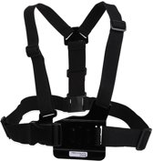 PRO-Mounts Chest Harness Mount voor GoPro Action Cam