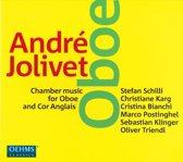 Jolivet: Chamber Music Oboe